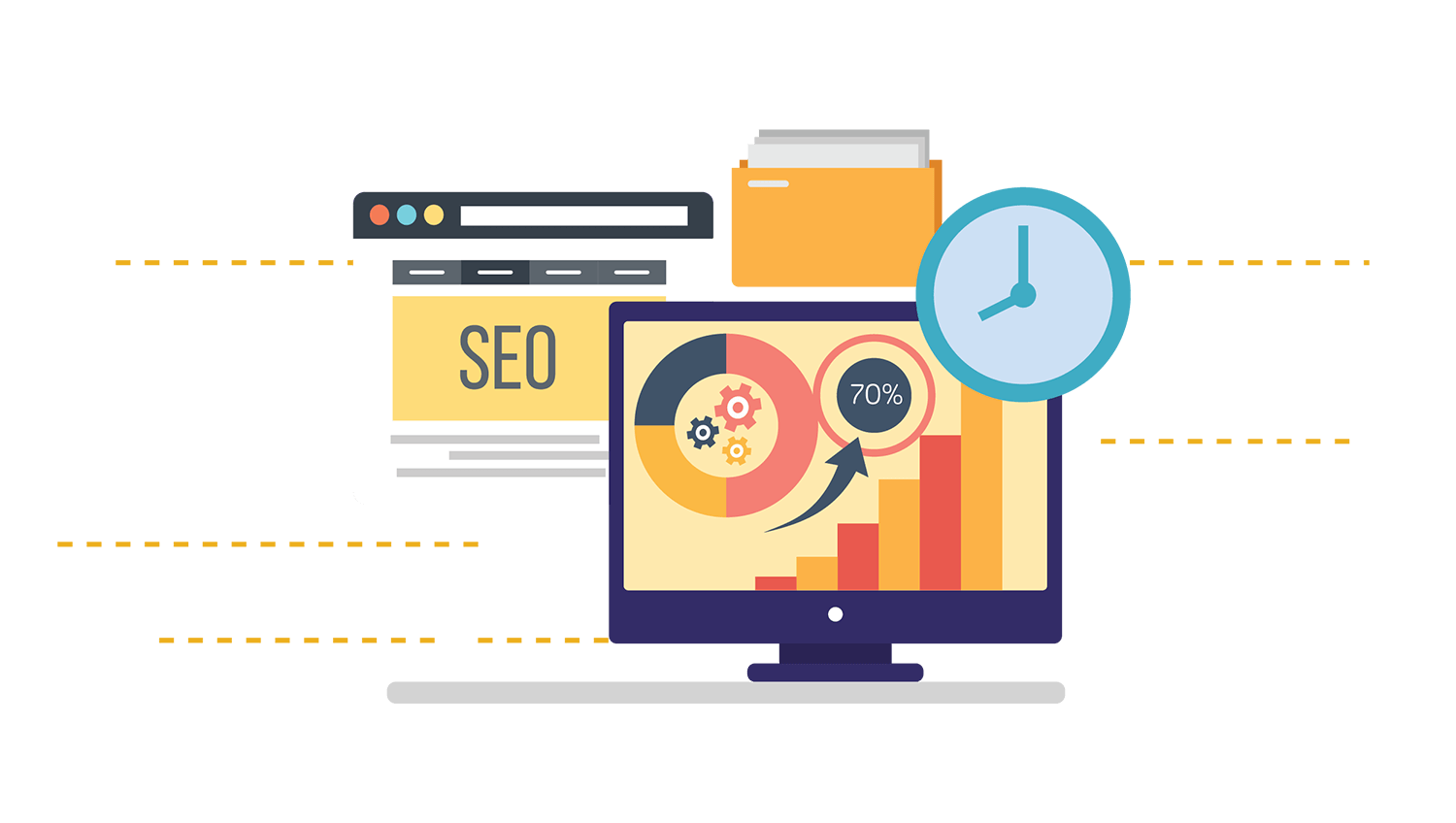 SEO Friendly Design & Development